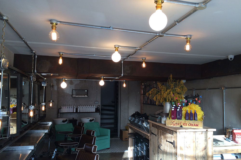 commercial electrician in brighton