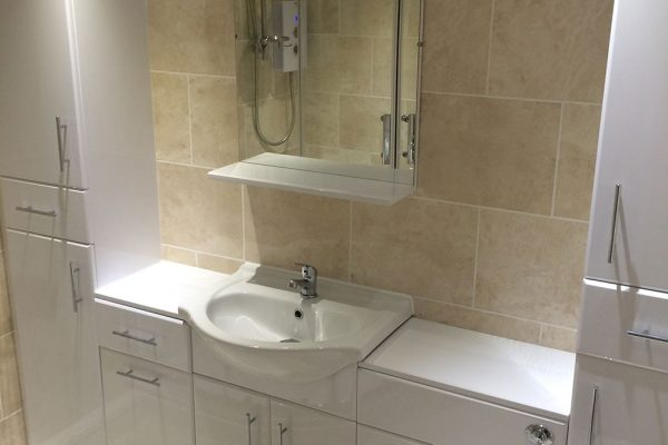 Bathroom Refurb in Seaford